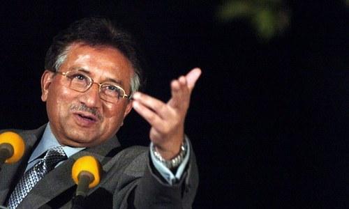 Musharraf's latest coup