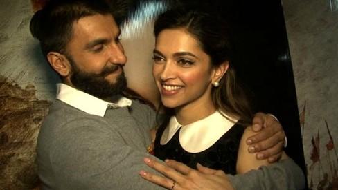 Did Ranveer Singh just confirm his relationship with Deepika Padukone?