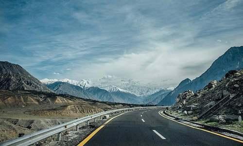 Karakoram Highway - the mighty 'eighth wonder of the world'