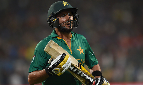 If you really thought Pakistan could beat India, you are Shahid Afridi