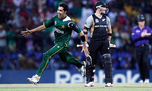 Pakistan vs New Zealand — A T20 story