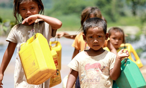 Water shortage may impede economic growth: UN report