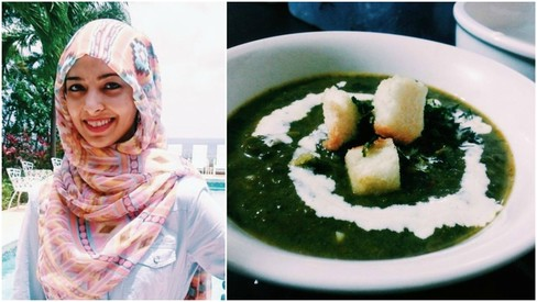 Tasty transitions: One woman shares her life's journey from the law in Trinidad to cooking for the capital