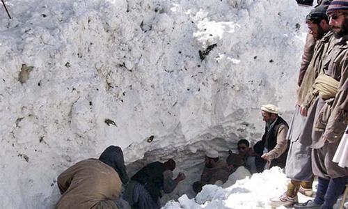 Bad weather hampers work for recovery of bodies of seven students