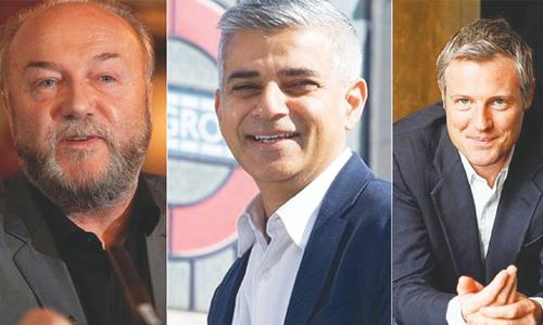 Election for mayor of London: the Pakistan connection