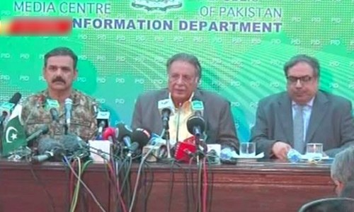Govt airs video of Indian spy admitting involvement in Balochistan insurgency