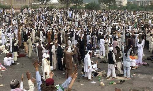 Hundreds of protesters booked under ATA