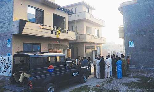 Search operations extended to small towns of Punjab