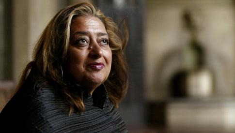 Innovative Iraqi-British architect Zaha Hadid dies at 65