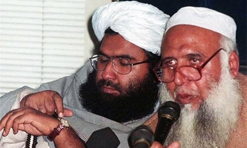 Pathankot reciprocity: India wants access to Masood Azhar