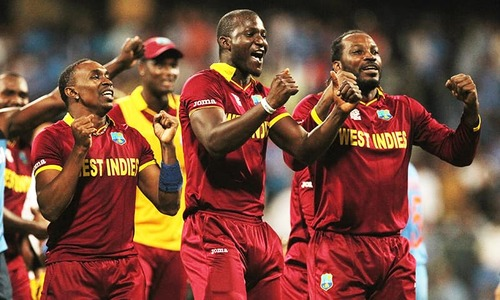 Great great great! Stunning win helps Windies smile again
