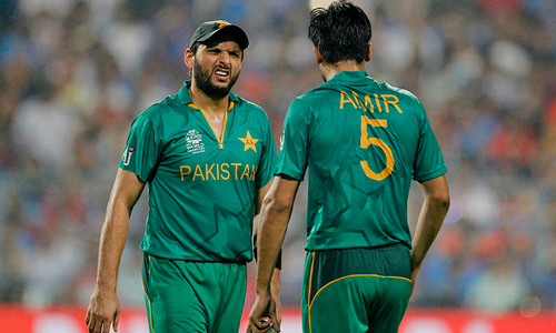 Pakistan manager lays into Afridi in tour report