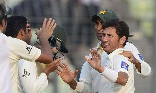 Yasir Shah ready to join Pakistan team for England tour