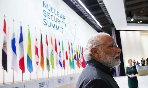 State actors greatest threat to nuclear security, says Modi