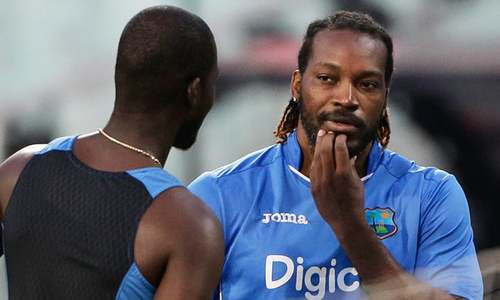 'You have to stop us from hitting boundaries': Darren Sammy