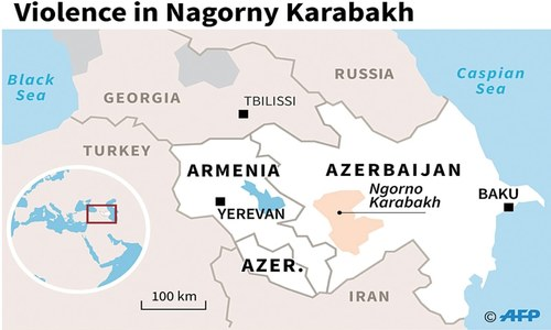Azerbaijan-Armenia conflict is a reminder of Europe's instability