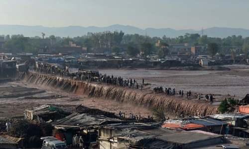 Landslide buries 30 in Kohistan