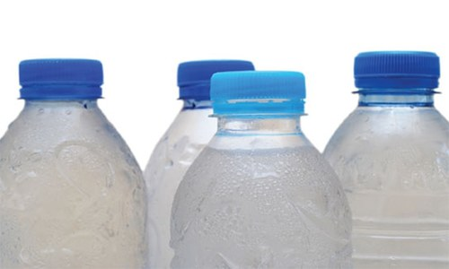 'More than 100 brands of bottled water unsafe'
