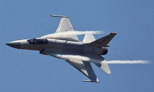 PAF wants to upgrade fighter jets for 'prolonged fight against militants'