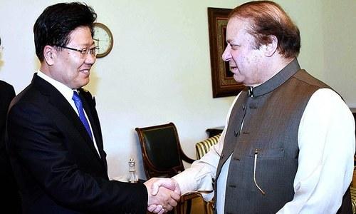 China's Xinjiang seals Pakistan ties with $2bn in deals