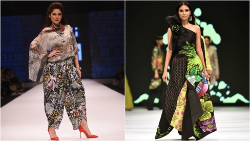 FPW Day1: Gulabo, Wardha Saleem make up for a late start and repeat collections