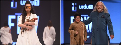 FPW Day2: Live animals and kids on the catwalk almost steal the show