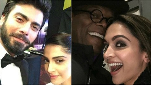 This week in pictures: Fawad and Sonam reunite and Deepika parties it up in Hollywood