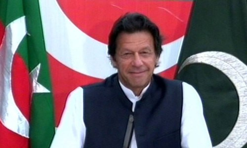 Imran Khan demands CJP head inquiry commission probing Sharif family