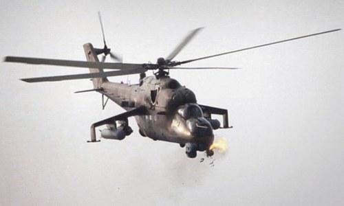 Air strikes ordered on Rajanpur gangsters