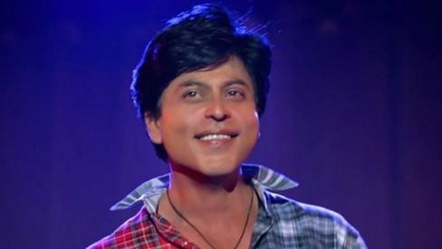 In Fan, we've used actual footage from Shah Rukh Khan's birthday: director Maneesh Sharma