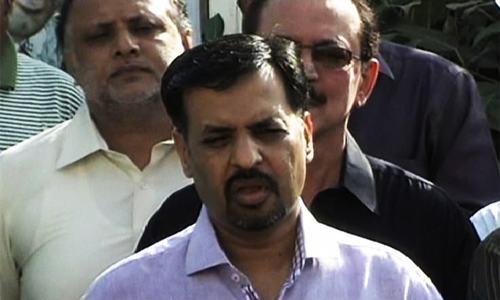 'Ban MQM', Kamal asks government