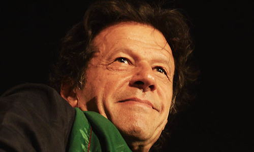 Imran praises Iceland, Britain for action on Panama leaks