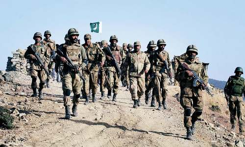 Army to join operation against Rajanpur outlaws