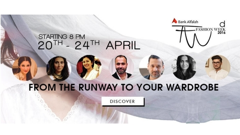 From ramp to reality: Daraz Fashion Week promises 'instant purchases'