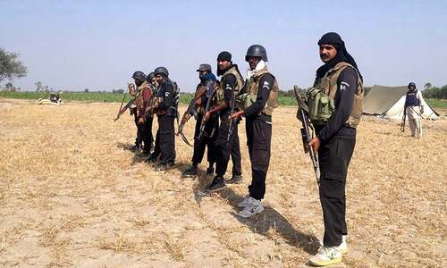 Rajanpur operation: 'Police suffered losses due to lack of planning by high-ups'