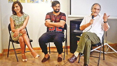 At the Aks festival, the stories of Pakistan's transgender community get heard