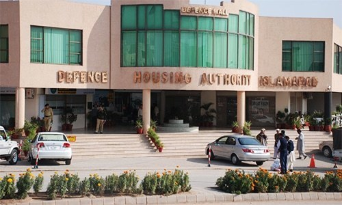 DHA scam case accused says he was made scapegoat
