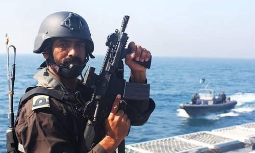 On board PNS Zulfiquar: Diary of an 'embedded' journalist
