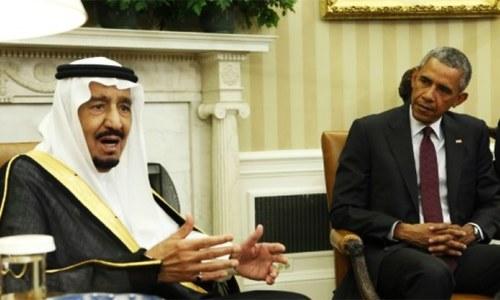 S. Arabia warns US over censure move
