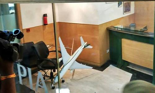 PIA pilot violates flight  safety rules
