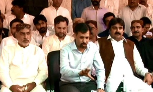 Kamal pulls dissident MQM lawmaker into Pak Sarzameen Party