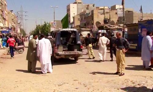 Seven policemen guarding polio workers shot dead in Karachi