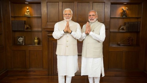Indian PM Modi gets a wax statue at Madame Tussauds. What happens next?