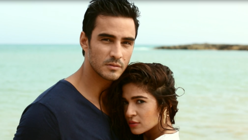 Ayesha Omar and Sikander Rizvi sizzle in this new ad and we love it