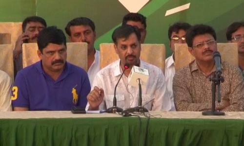 Two former MQM leaders join hands with Mustafa Kamal