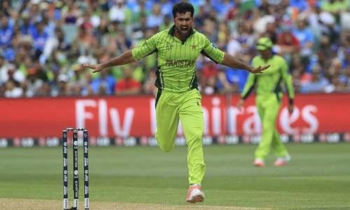سہیل خان قومی ٹیم میں واپسی کیلئے پرعزم