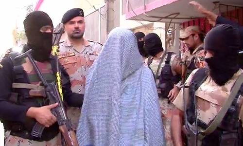 Rangers claim arrest of 'most wanted' hitman with links to MQM