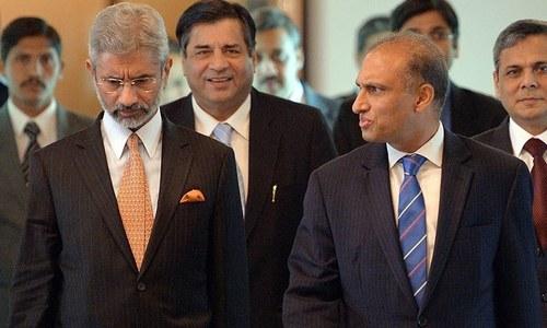 Foreign secretaries of Pakistan, India meet in Delhi today
