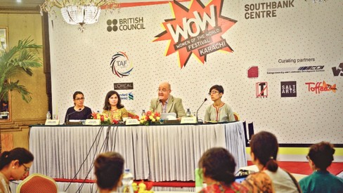 WOW Karachi could be a gamechanger for the world, says festival founder Jude Kelly
