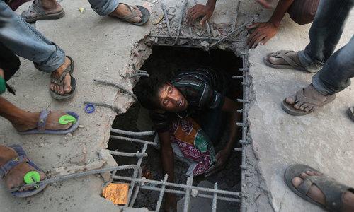 'Rana Plazas everywhere' — danger still haunts Bangladesh